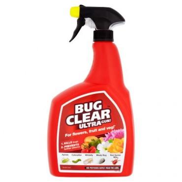 Bug Clear Ultra Gun 1Ltr