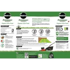 Miracle-Gro Performance Organics 119912 All Purpose Organic Granular Food - 1Kg