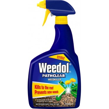 Weedol PathClear weedkiller 1LITER