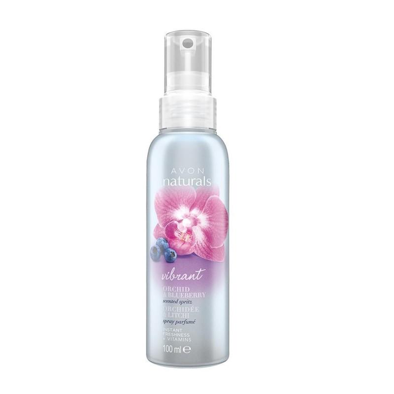 Avon Orchid & Blueberry Body Mist – 100ml