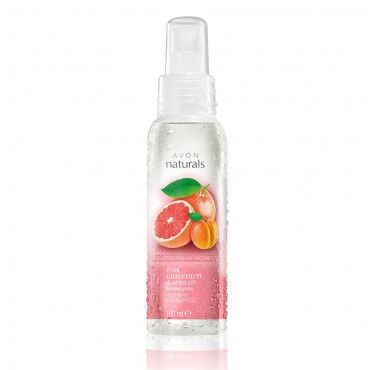Pink Grapefruit & Apricot Body Mist - 100ml