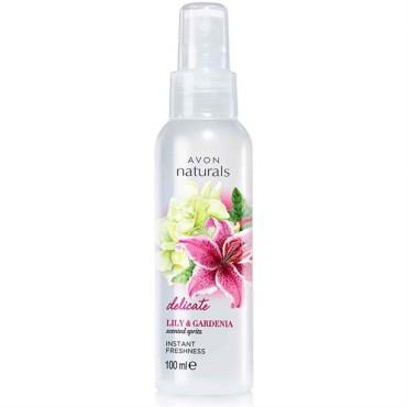 Avon Lily & Gardenia Body Mist – 100ml