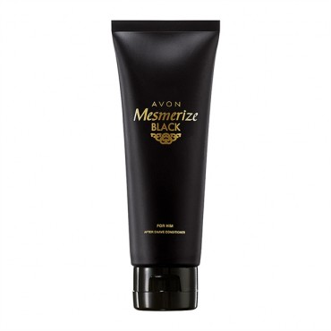 Avon Mesmerize Black for Him After Shave Conditioner – 100ml
