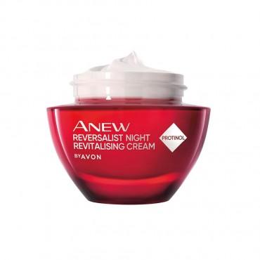 Avon  Anew Reversalist 40+ Night Renewal Cream SPF25 -50ml