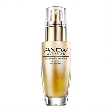 Avon Anew Ultimate Multi performance Silkened Oil in Gel 30ml