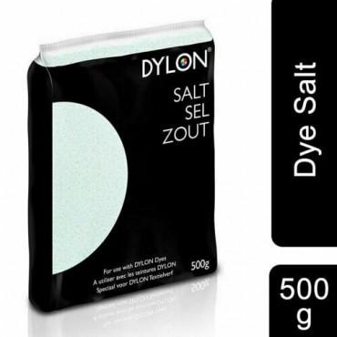 Dylon DYE Salt 500g for use with Dylon Dyes