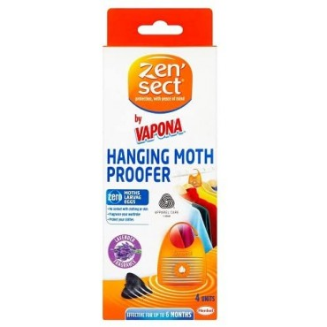 Zensect Moth Hanging Proofer, (4 Units)