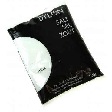 Dylon DYE Salt 500g for use with Dylon Dyes