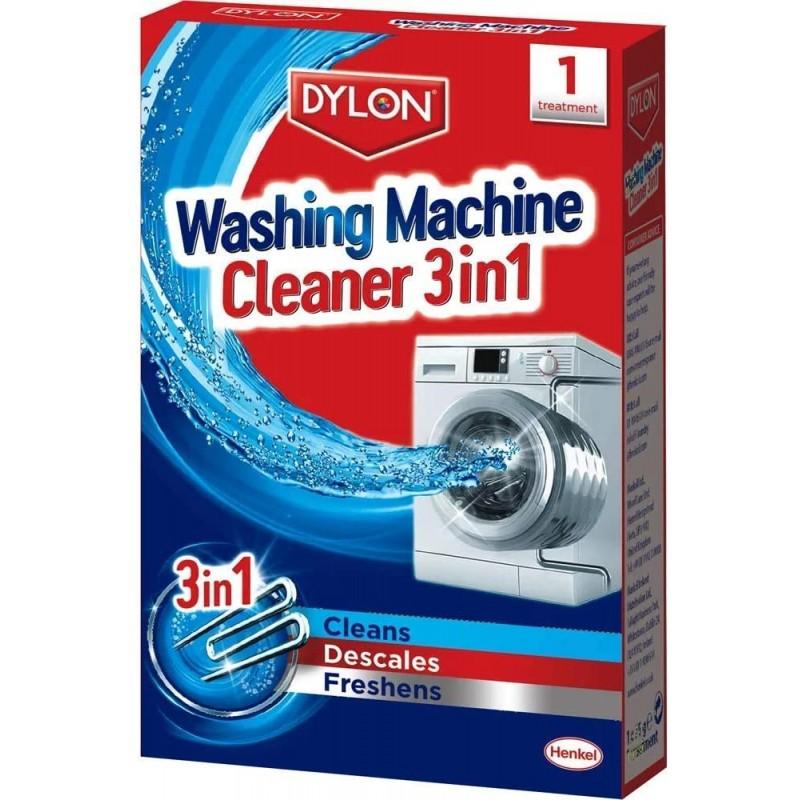 Dylon Washing Machine Cleaner 3 in 1 (1X75g)