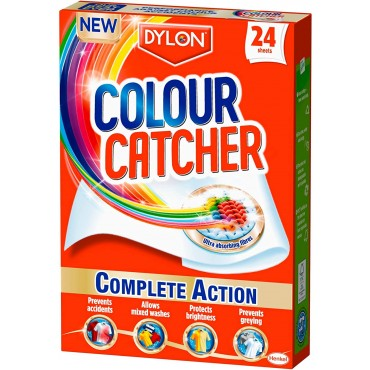 Dylon Colour Catcher Laundry Sheets, 24
