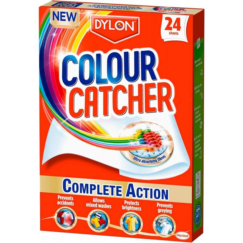 Dylon Colour Catcher Laundry Sheets, 24