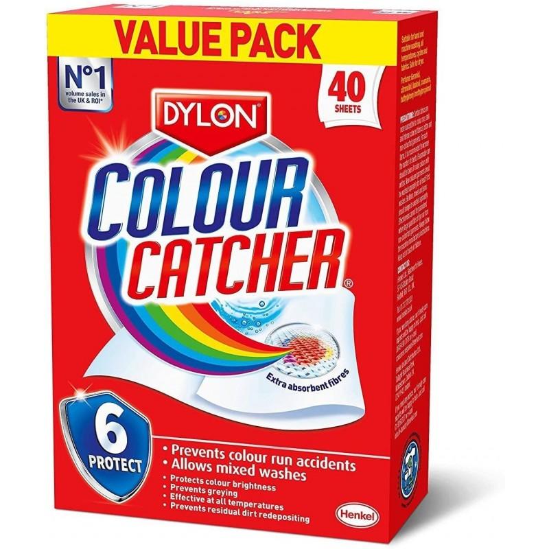 DYLON Colour Catcher Bumper 40 Sheets