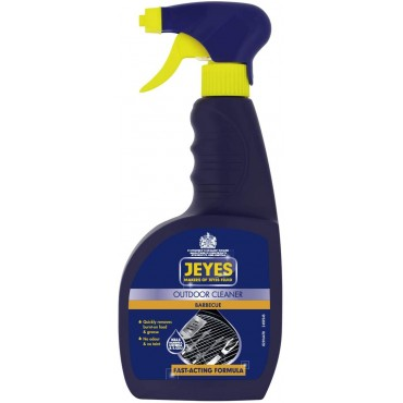 Jeyes  Barbecue Spray Cleaner, Blue, 750 ml