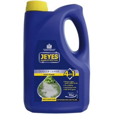 Jeyes 4 in 1 Patio Power, 2 litre