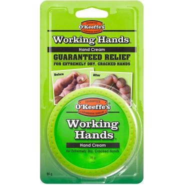 O'Keeffe's Working Hands® Hand Cream 96g Jar
