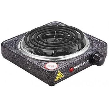 Charcoal Burner Electric Starter Coals Coconut Shells, 1500W ,Grey