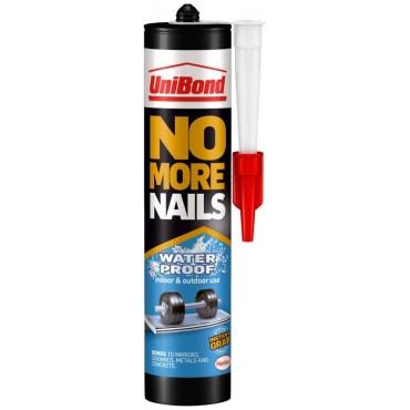 UniBond  No More Nails Waterproof Cartridge 450g