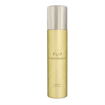 Avon Eve Confidence Perfumed Body Spray - 75 ml