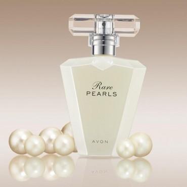 AVON Perfume Rare PEARLS Original for Women Eau de Parfum Spray 50ml