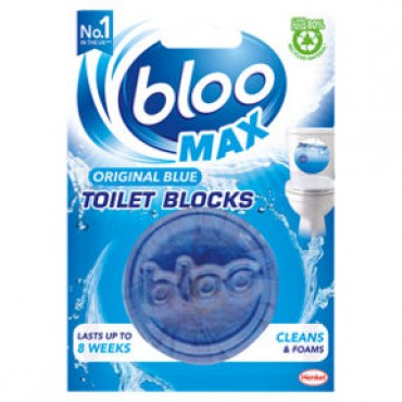 Bloo Blue In Cistern Max Blue Water 70g