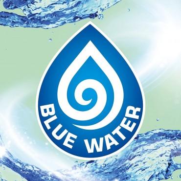 Bloo In Cistern Blue Water Original, 2 x 38g