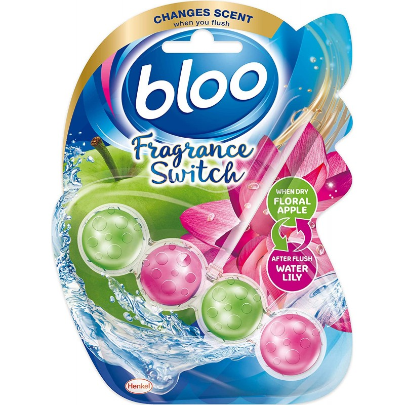 Rollover to Zoom Bloo Scent Switch Rimblock Lily & Apple 50g