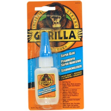 Gorilla Super Glue 15g